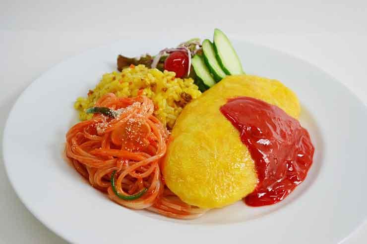 Nasi Salade